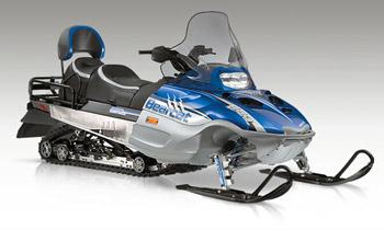снегоход arctic cat t660 turbo touring