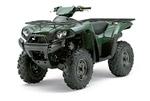 Kawasaki KVF750 4х4: подробнее