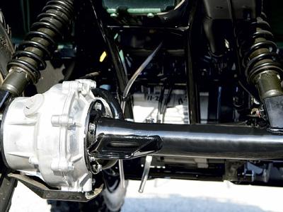 Подвеска Kawasaki KLF250