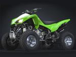 Kawasaki KFX700: подробнее