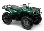 Yamaha Grizzly 350 4WD: подробнее