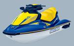 BRP Sea-Doo GTI 4-TEC SE: подробнее