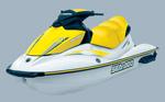 BRP Sea-Doo GTI 4-TEC: подробнее
