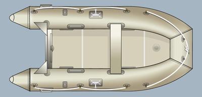 лодка квиксильвер 340 спорт