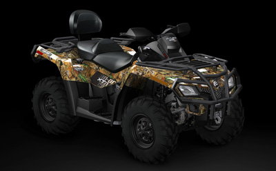 Квадроцикл Can-Am Outlander Max 800R EFI XT