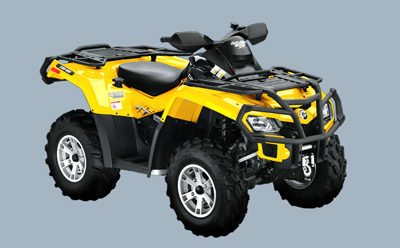 Квадроцикл Can-Am Outlander 800R EFI XT