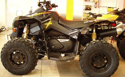 Квадроцикл Can-Am Renegade 800 EFI X