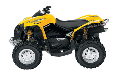 Квадроцикл Can-Am Renegade 800 EFI