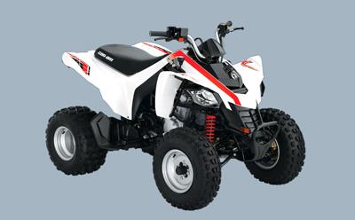 Квадроцикл Can-Am DS 250