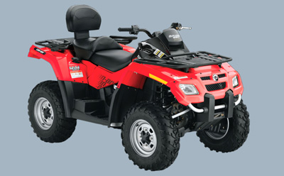 Квадроцикл Can-Am Outlander Max 650 EFI