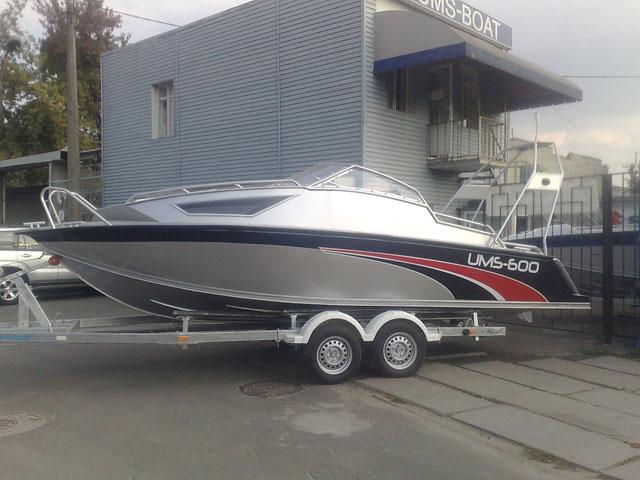 лодка ums 600 amg 5