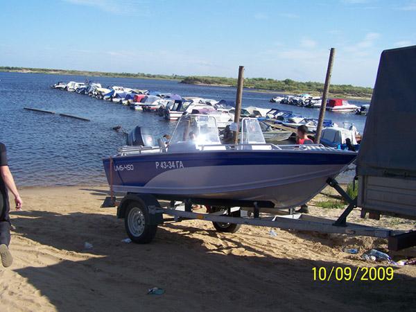 лодка юмс 450 купить