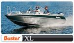 Катер Buster XL: подробнее