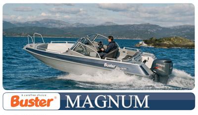 лодка buster magnum