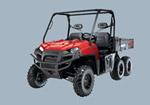 Квадроцикл Ranger 800 6x6: подробнее