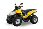 Квадроцикл SYM QuadLander 300: подробнее