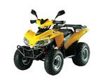 Квадроцикл SYM Trackrunner 200: подробнее