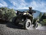 Квадроцикл Sportsman XP 550 EFI: подробнее