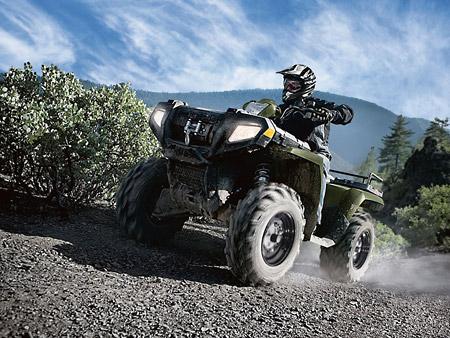 Квадроцикл Sportsman XP 550 EFI