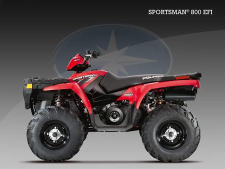Квадроцикл Sportsman XP 800 EFI