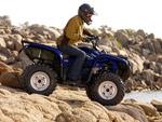 Yamaha Grizzly 550: подробнее