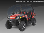 Квадроцикл Ranger RZR LTD Walker Evans: подробнее