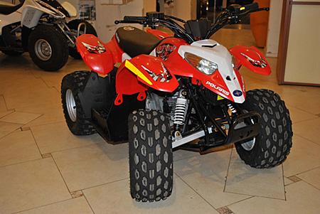 Б/у квадроцикл Polaris Outlaw 50