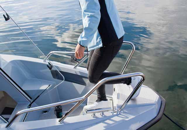 кнехты для лодок и катеров для тентов