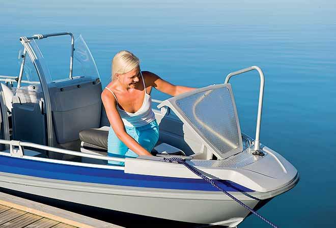 все для катеров и лодок питер