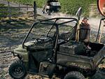 Мотовездеход Ranger Diesel: подробнее