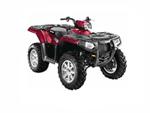 Квадроцикл Sportsman 550 XP EPS: подробнее