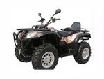 Мотовездеход Stels ATV 500 X: подробнее