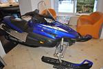 Б/у снегоход Yamaha RS Rage: подробнее
