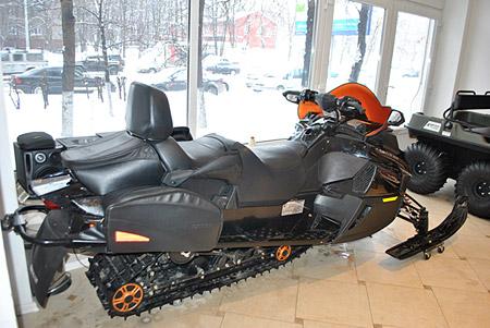 Снегоход Arctic Cat TZ1 Turbo LXR