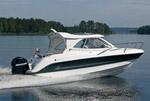 Катер Flipper 630 ОС: подробнее