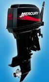 Лодочный мотор Mercury 60 EO: подробнее