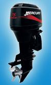 Лодочный мотор Mercury 75 ELPTO: подробнее