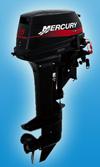 Лодочный мотор Mercury 15 M SeaPro: подробнее