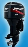 Лодочный мотор Mercury 200 XL EFI SWB: подробнее