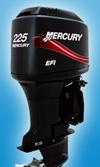Лодочный мотор Mercury 225 XL EFI SWB: подробнее