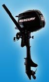 Мотор лодочный Mercury F 3.5 M: подробнее