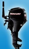 Мотор лодочный Mercury F 9.9 M: подробнее