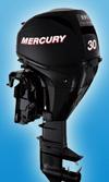Мотор лодочный Mercury F 30 M GA EFI: подробнее