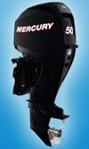 Мотор лодочный Mercury F 50 ELPT EFI: подробнее