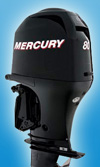 Мотор лодочный Mercury F 80 ELPT EFI: подробнее