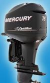 Лодочный мотор Mercury 75 ELPT OptiMax: подробнее