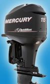 Лодочный мотор Mercury 115 ELPT OptiMax: подробнее