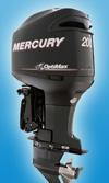 Лодочный мотор Mercury 200 L OptiMax: подробнее