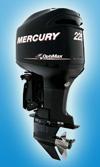 Лодочный мотор Mercury 225 L OptiMax: подробнее