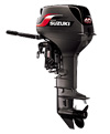 Мотор Suzuki DT40 и DT40R: подробнее